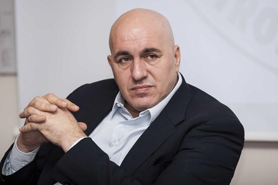 Il presidente dell'AIAD, Guido Crosetto.  Italia norma G2G