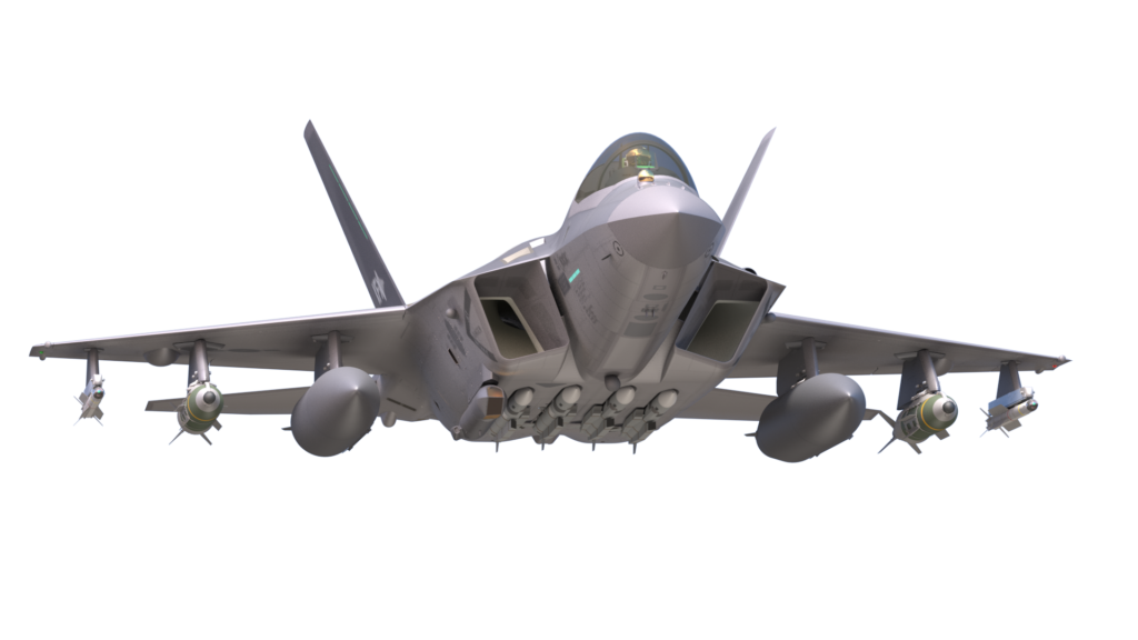 Il futuro KF-X. (© Korea Aerospace Industries)