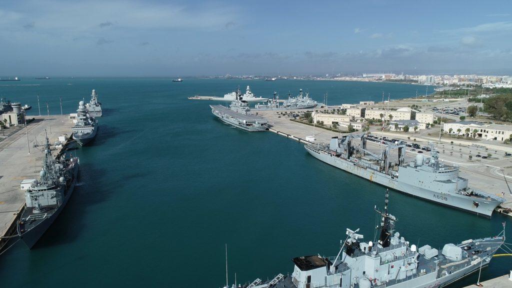 Golfo di Taranto  Leonardo - MM presentano OCEAN2020  Leonardo - MM presentano OCEAN2020