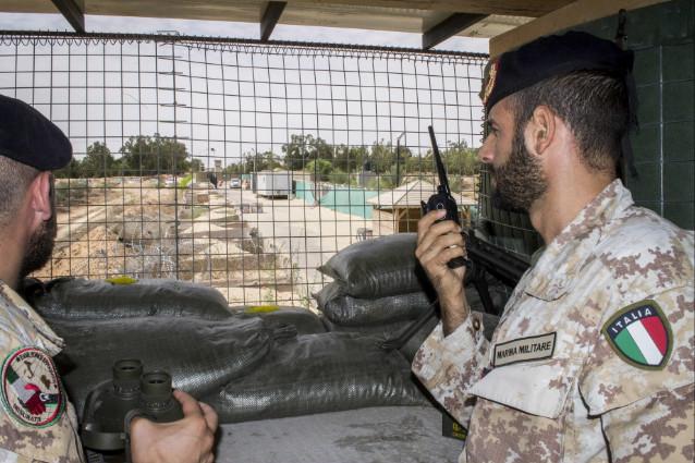 Libia: necessaria azione urgente dell'Italia LNA e GAN