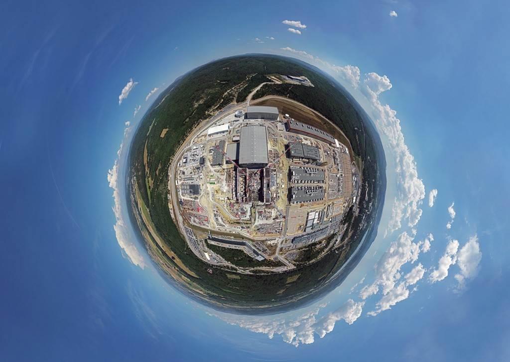 (ITER Organization/EJF Riche)