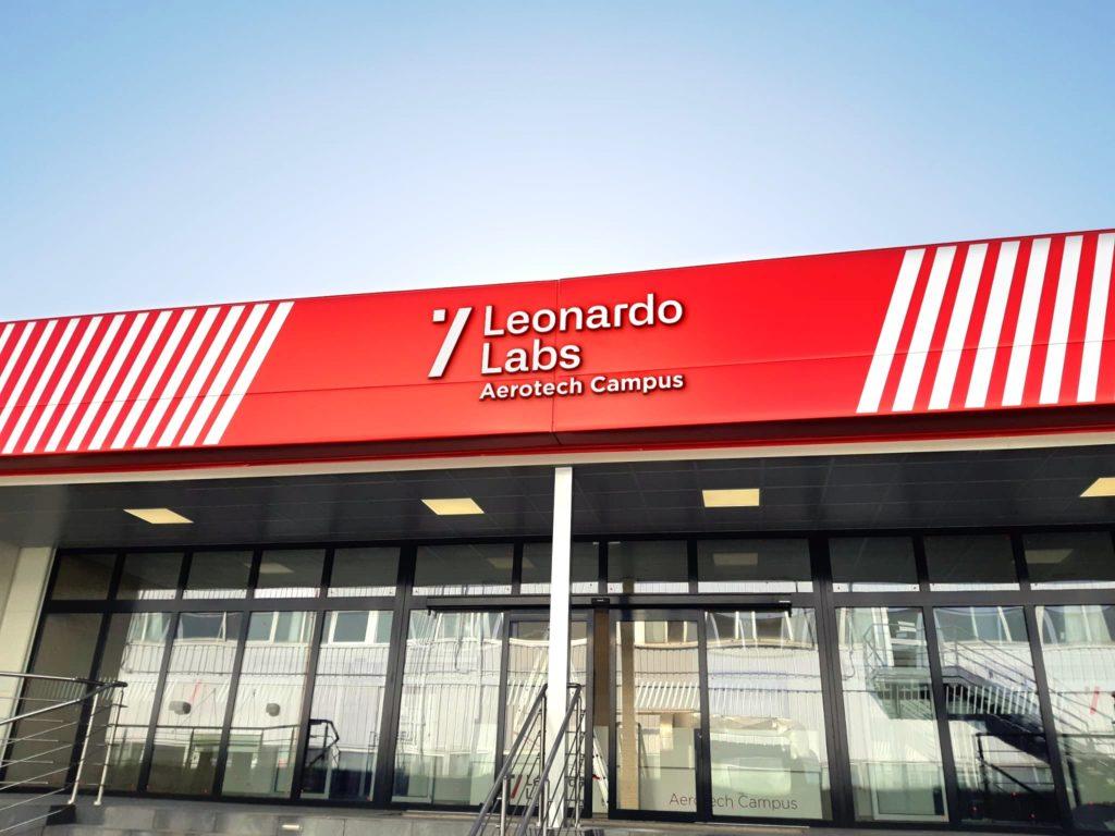 L'Aerotech Campus di Pomigliano d'Arco (Napoli), appartenente al nascente network dei Leonardo Labs, sarà sede dell'iniziativa Aerotech Academy che si svolgerà dal marzo al dicembre 2020. (Leonardo)
