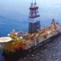 La nave per prospezioni petrolifere Saipem 12000