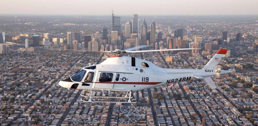 Leonardo TH-119 a Philadelphia