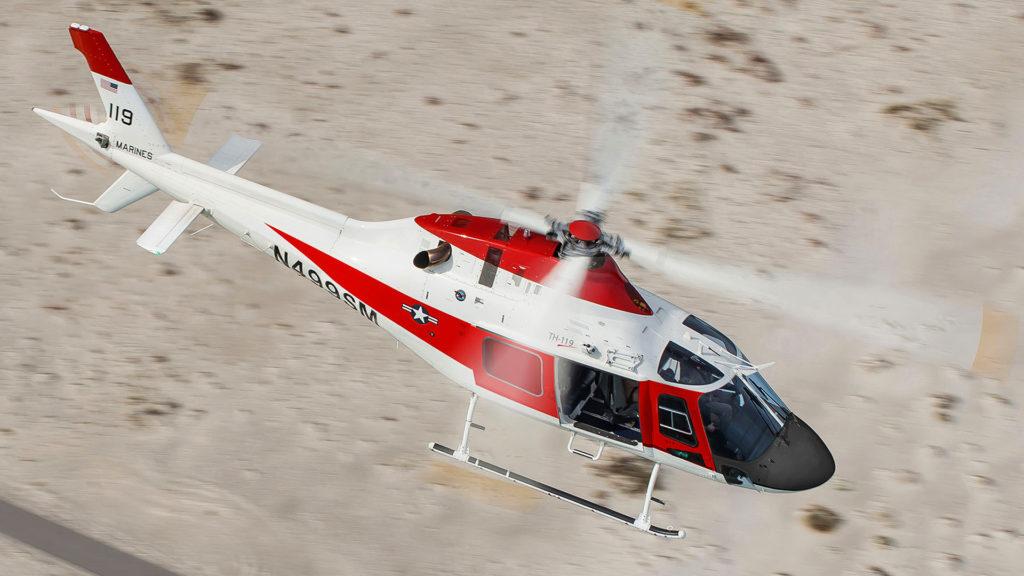 Leonardo TH-73A Advanced Helicopter Training System