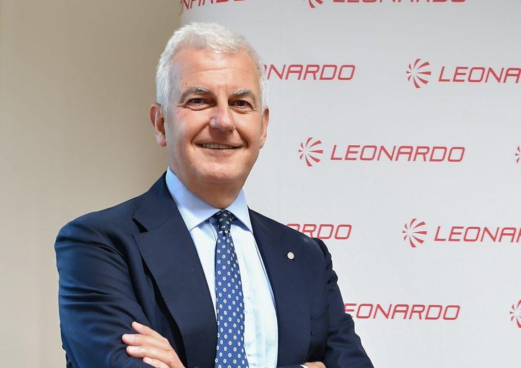 L'Amministratore Delegato di Leonardo, Alessandro Profumo. (Leonardo)  Leonardo #InnovarePerCrescere