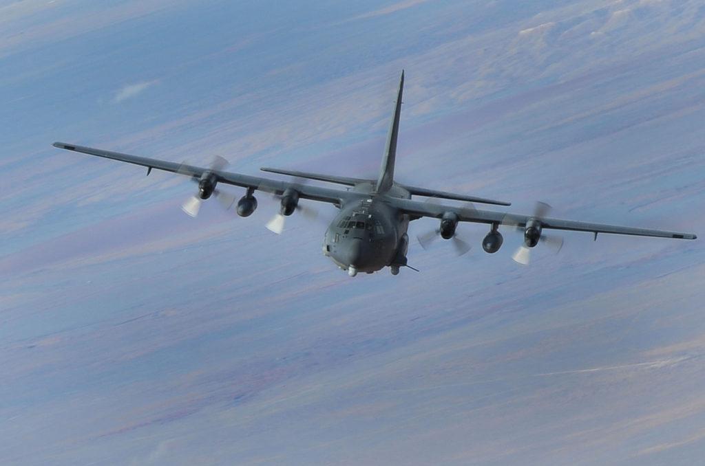 AC-130W Stinger II. (US Air Force)