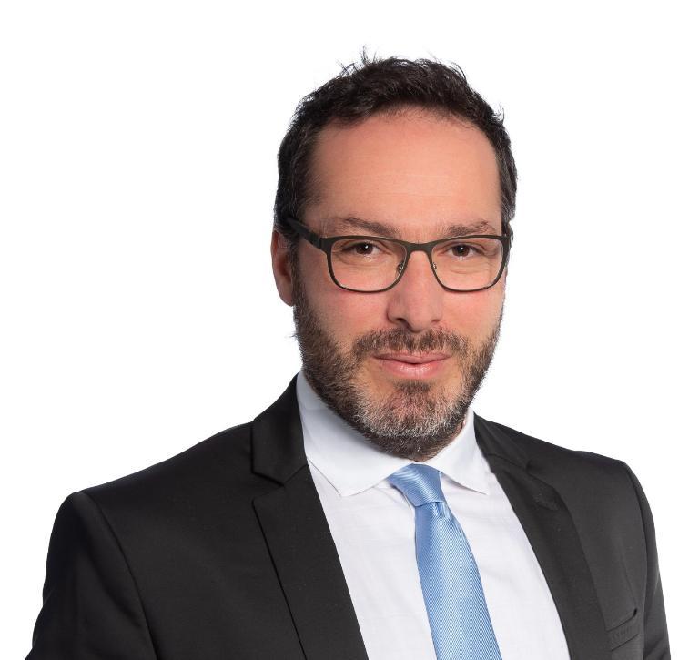 Laurent Sissmann, Senior Vice President Unmanned Systems di Leonardo. (Leonardo)