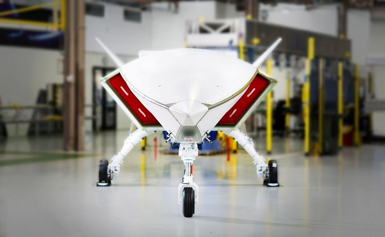 L'Airpower Teaming System sarà il primo velivolo militare sviluppato in Australia in oltre mezzo secolo. (Boeing Australia)