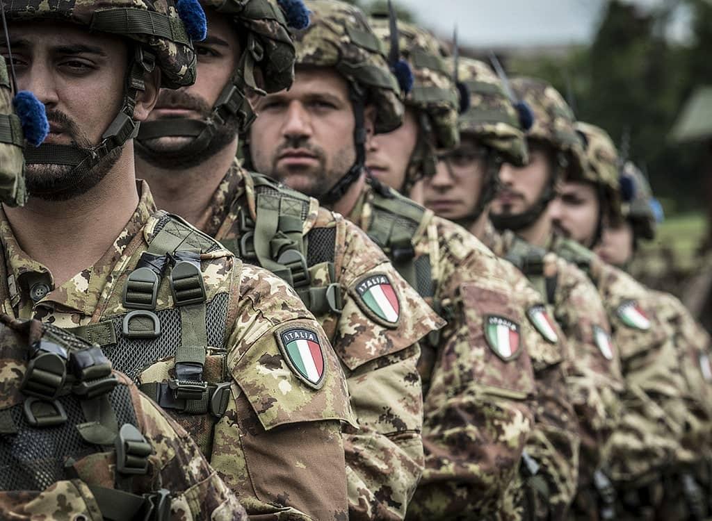 (Foto: Ministero della Difesa)  Stress lavoro-correlato Forze Armate
