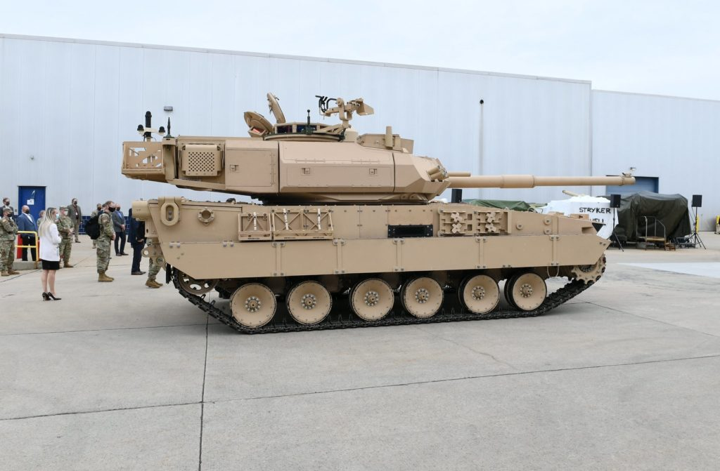 (US Army photo by Sgt. James Harvey)  General Dynamics carro leggero  General Dynamics carro leggero
