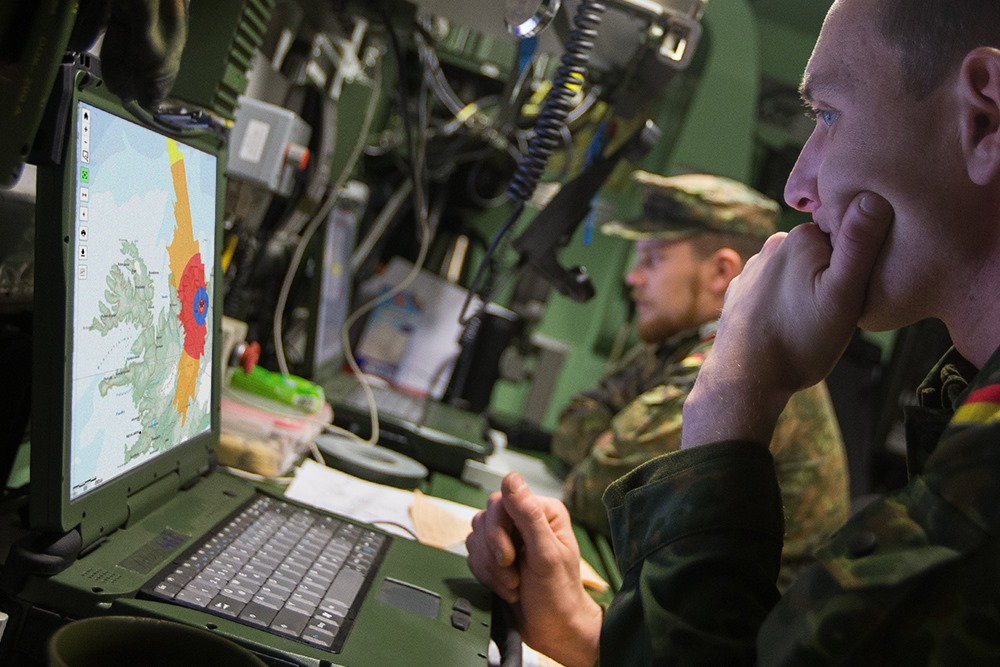 (Foto: NATO Communications and Information Agency)