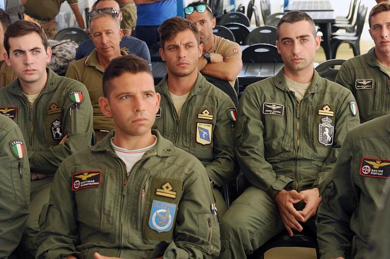 (Foto: Ministero della Difesa)   Stress lavoro-correlato Forze Armate  Stress lavoro-correlato Forze Armate