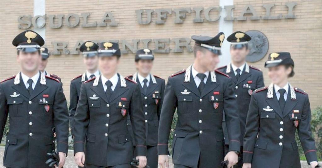 (Foto: Carabinieri)  Stress lavoro-correlato Forze Armate  Stress lavoro-correlato Forze Armate