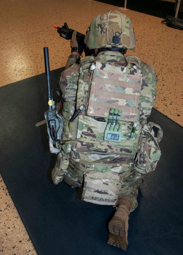 Un'altra immagine dei test, svoltisi presso l'Aberdeen Proving Ground (Maryland) nell'agosto 2019. (US Army)