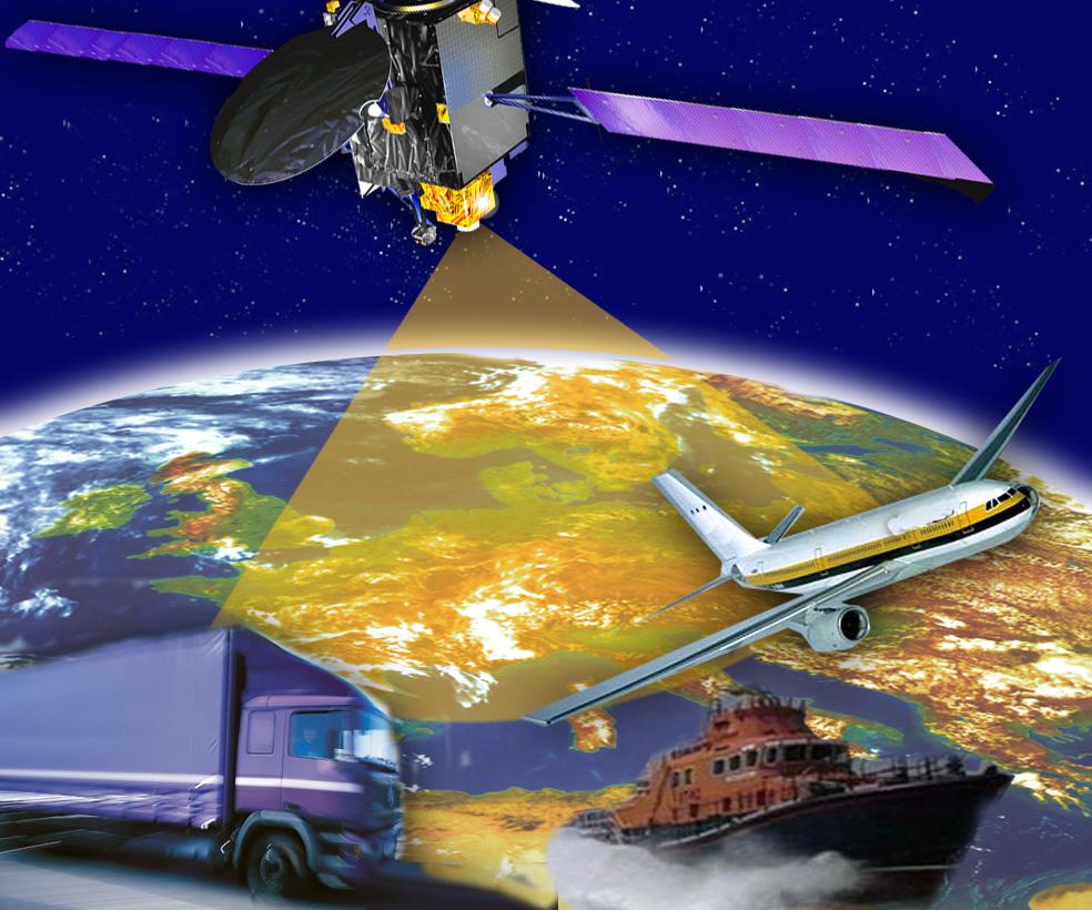 (Thales Alenia Space)  Thales Alenia Space EGNOS  Thales Alenia Space EGNOS