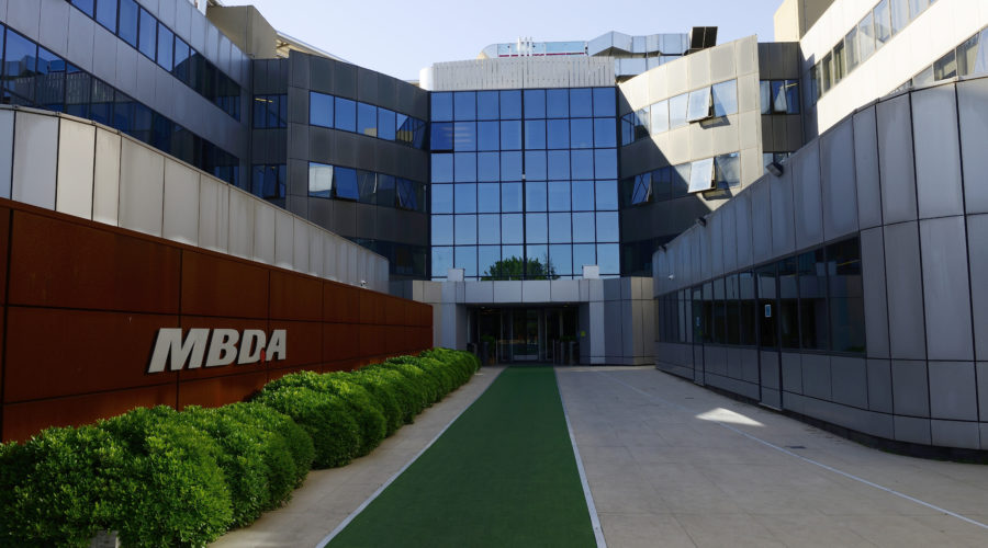 La sede di MBDA Italia a Roma  Smart Working digitalizzazione Smart Working digitalizzazione