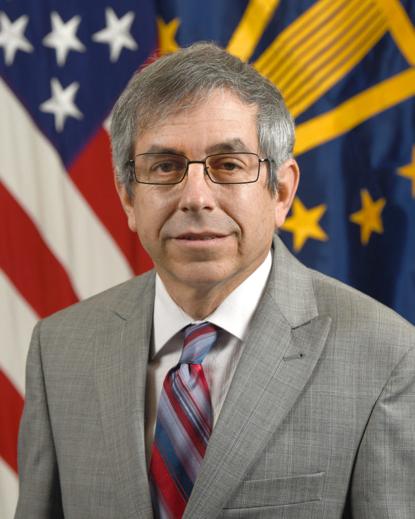 Mark J. Lewis, Director of Defense Research and Engineering for Modernization. (US DoD)