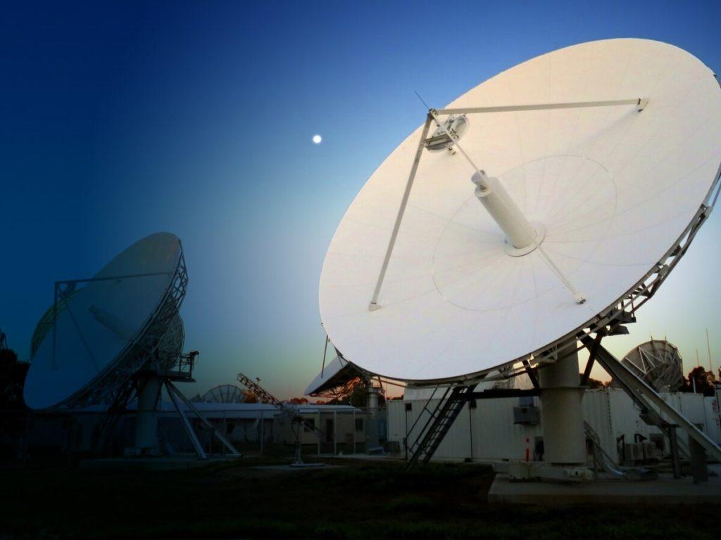 Una stazione terrestre del network satellitare Skynet 5 situata ad Adelaide (Australia). (Airbus Defence & Space)  Airbus Skynet 6A   Airbus Skynet 6A   Airbus Skynet 6A
