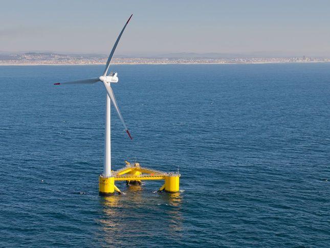 La BlueEnergy è diventata uno dei potenziali campi di espansione verso il raggiungimento dell'obiettivo di decarbonizzazione 2050 dell'UE. (Foto da: account Facebook di New Deal)
