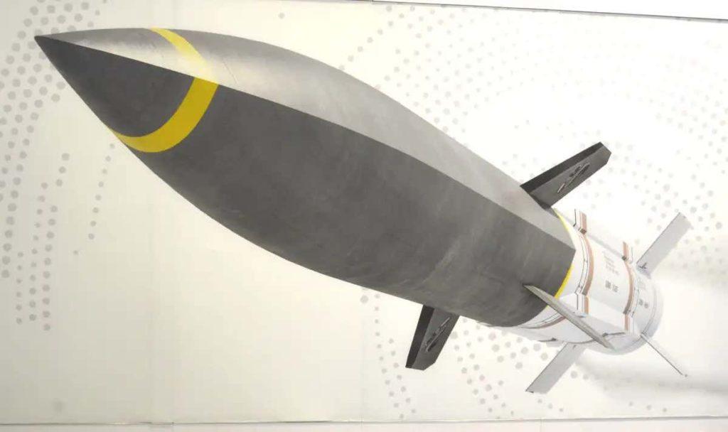 Il possibile sviluppo del design HAWC di Lockheed Martin. (Lockheed Martin)