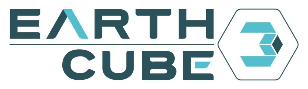 Il logo della società francese Earthcube.