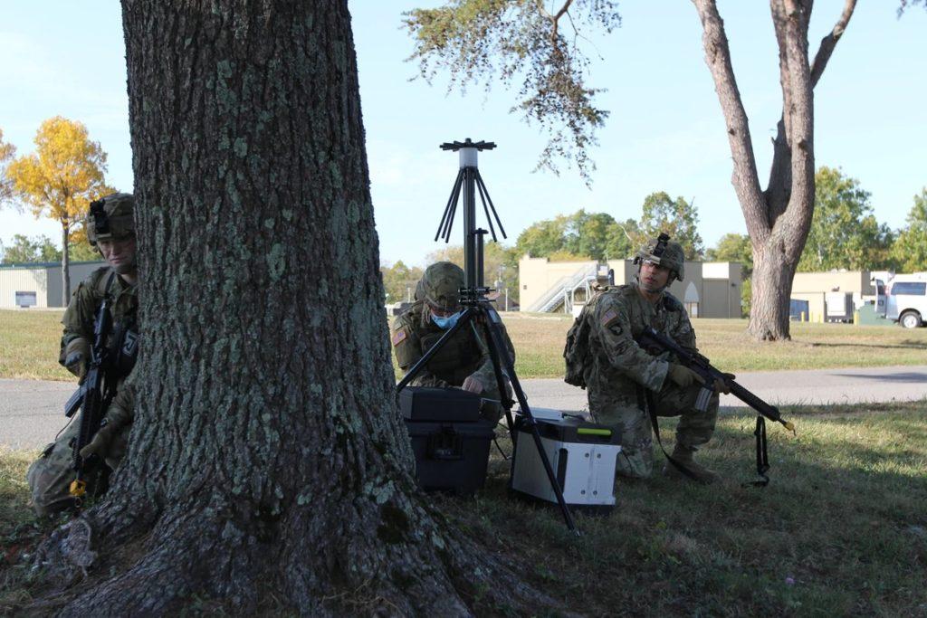 Il 915° ha condotto la prima esercitazione volta a testare concetti e tattiche della sua specialità. (Steven Stover / US Army)