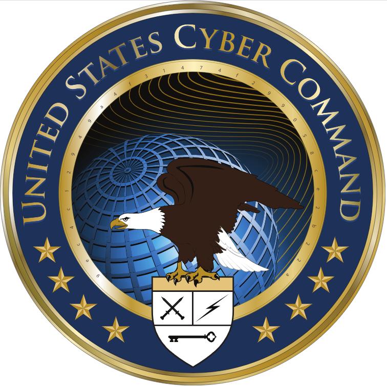 Lo stemma dello United States Cyber Command.