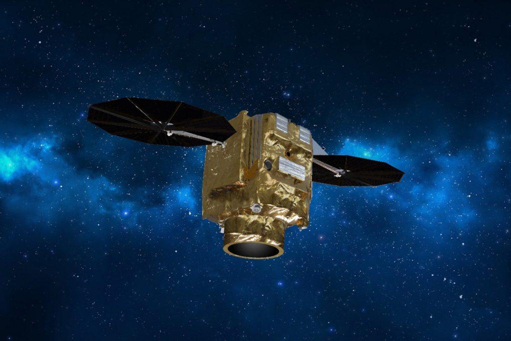 """Dal 2021, grazie al lancio in orbita dei primi due satelliti Pléiades Neo, Airbus potrà mettere a disposizione del """"Defense Site Monitoring"""" immagini satellitari con una risoluzione di 30 cm. (Airbus)"""
