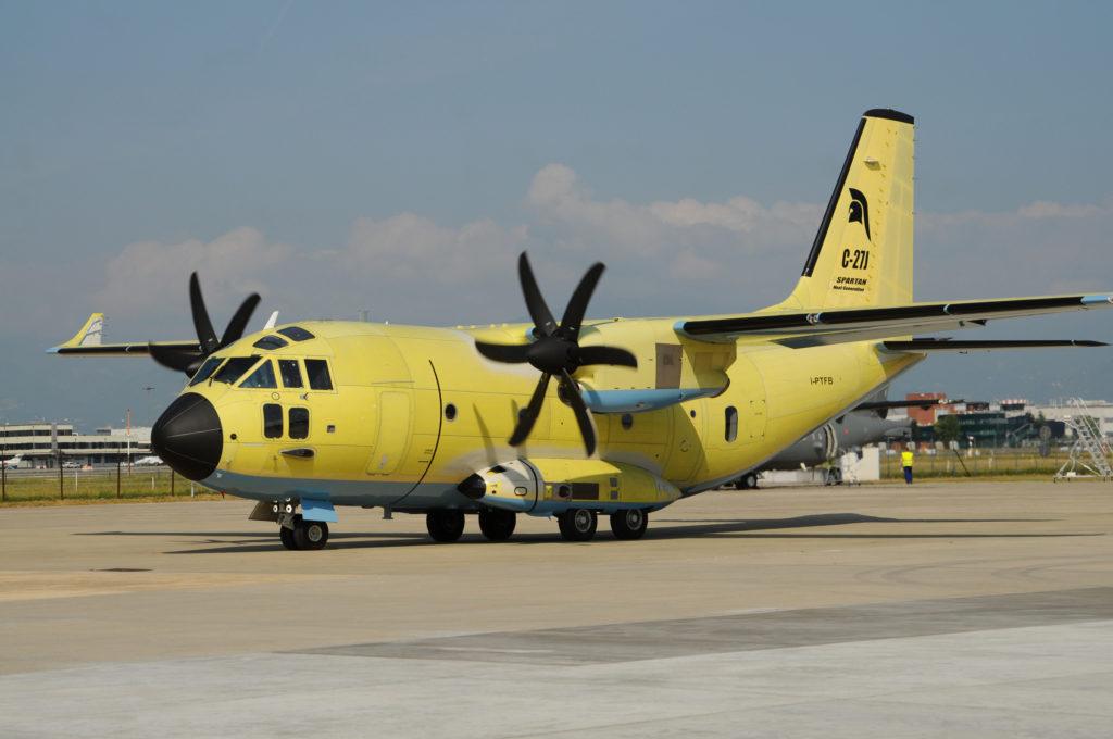 C-27J Next Generation. (Leonardo)
