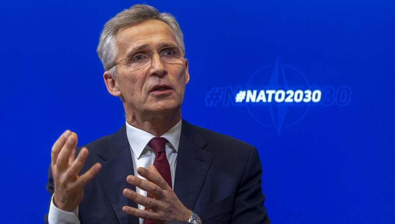 Il segretario generale della NATO Jens Stoltenberg. (Foto da NATO)