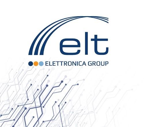 Logo di Elt Elettronica Group.