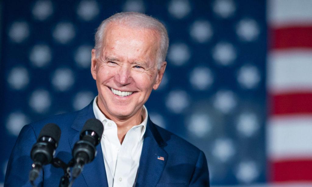Il neoeletto presidente degli Stati Uniti, Joe Biden. (Foto da Casa Bianca)