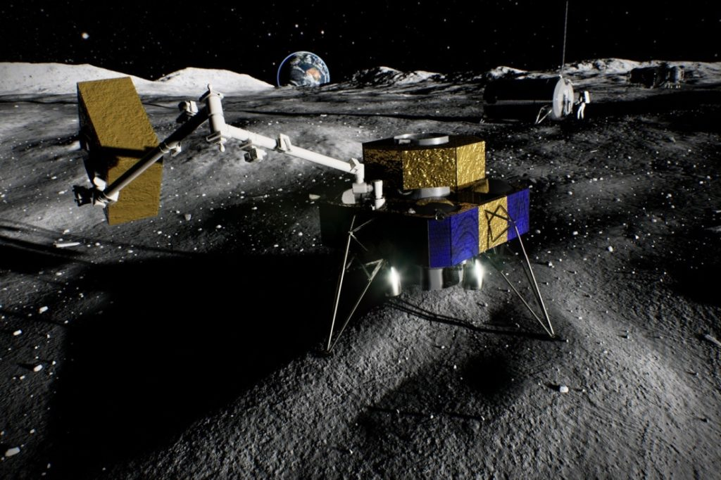 Immagine da Thales Alenia Space.