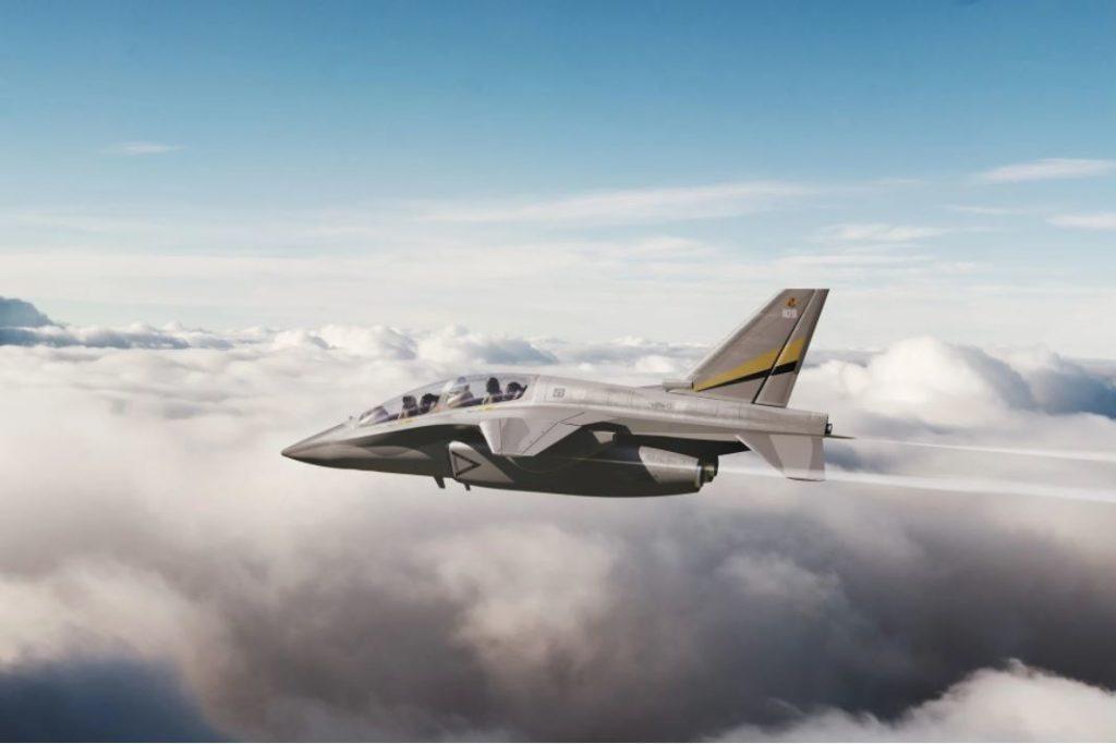 Immagine da Aeralis.  RAF