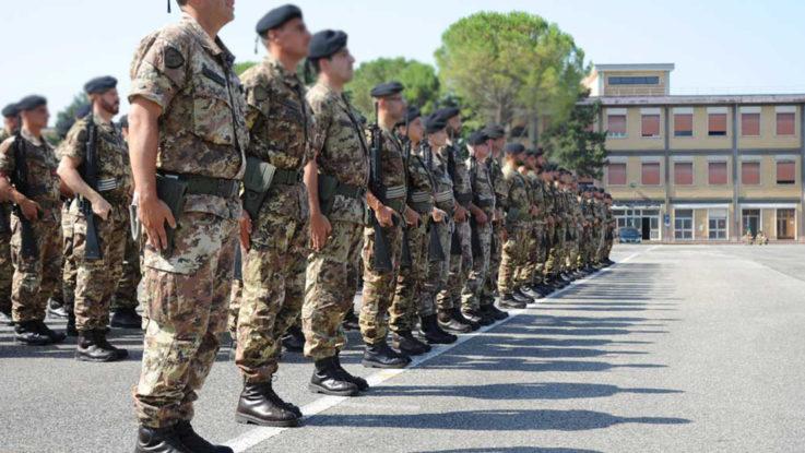Esercito italiano.