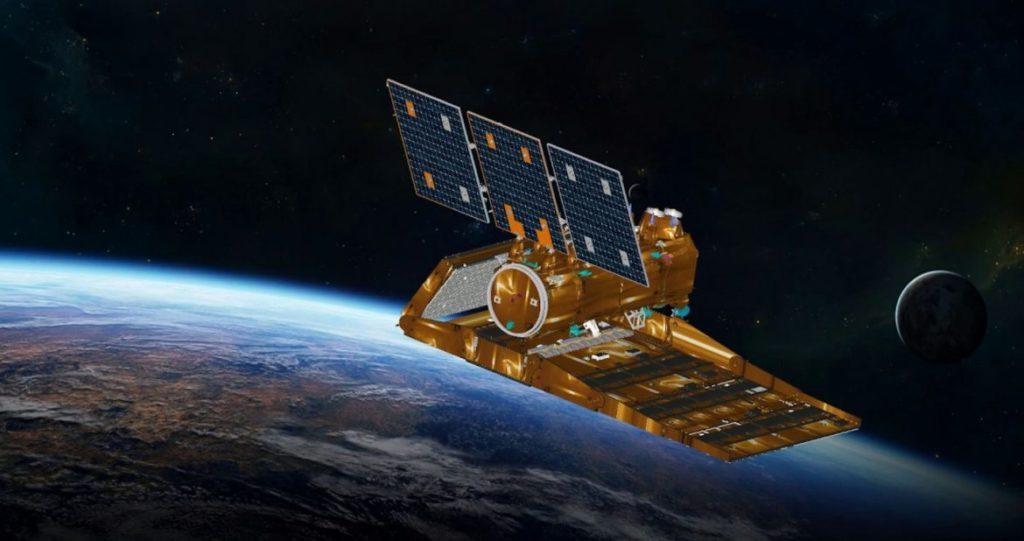 Il satellite SAOCOM (Immagine da CONAE).