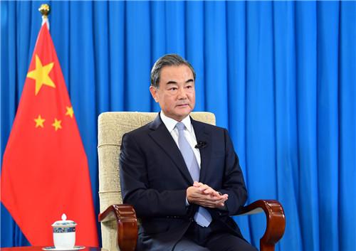 Il ministro degli Affari Esteri cinese, Wang Yi (Fonte: Ministero degli Affari Esteri della Repubblica Popolare Cinese).  USA Cina  USA Cina  USA Cina