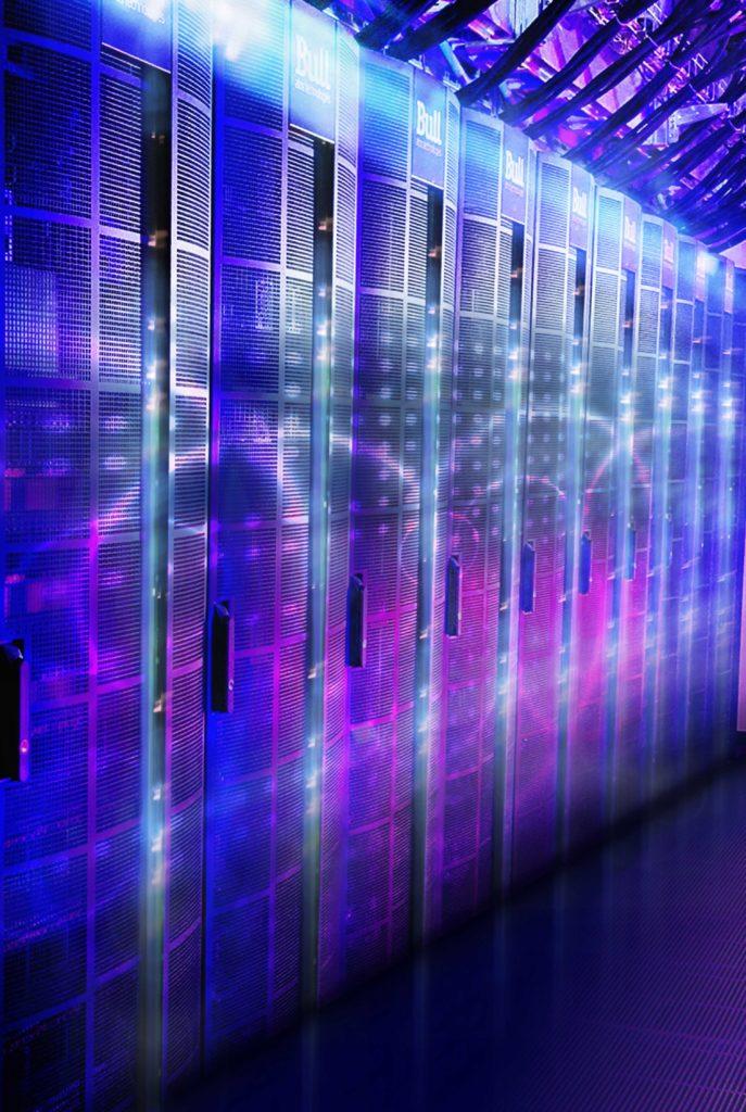 Davinci-1 il supercomputer di Leonardo. (Fonte: Leonardo)