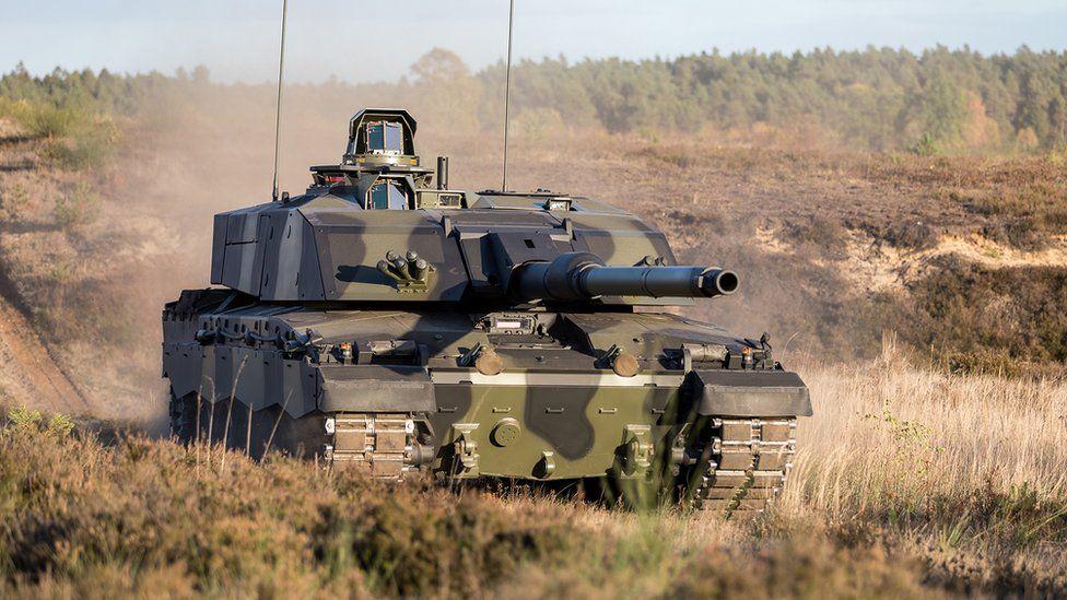 Il contratto da 800 milioni di sterline assegnato a Rheinmetall BAE Systems Land (RBSL) prevede l'upgrade di 148 dei 227 Challenger 2 attualmente in servizio con il British Army. (Fonte: RBSL)