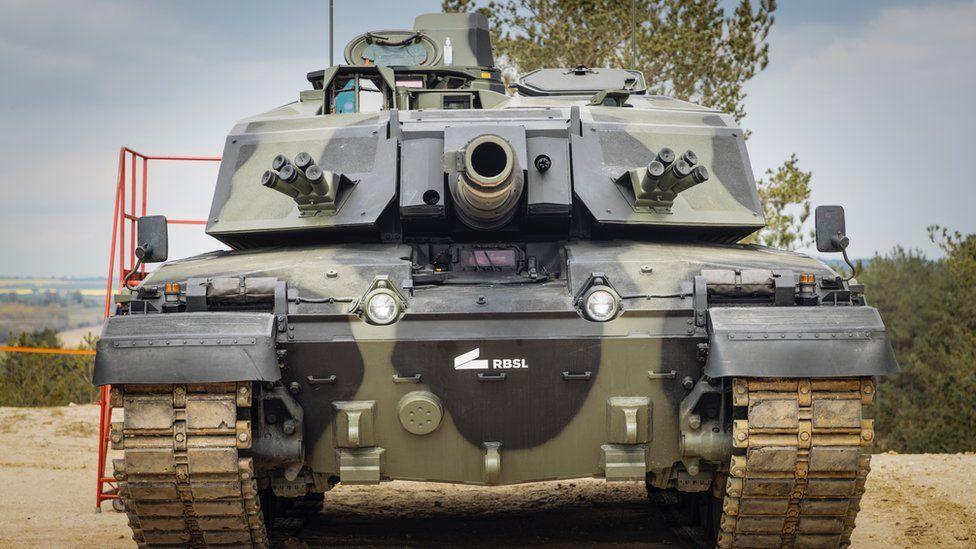 Il Challenger 3 avrà come armamento principale un cannone da 120 mm a canna liscia L55A1 fornito da Rheinmetall. (Fonte: British Army)