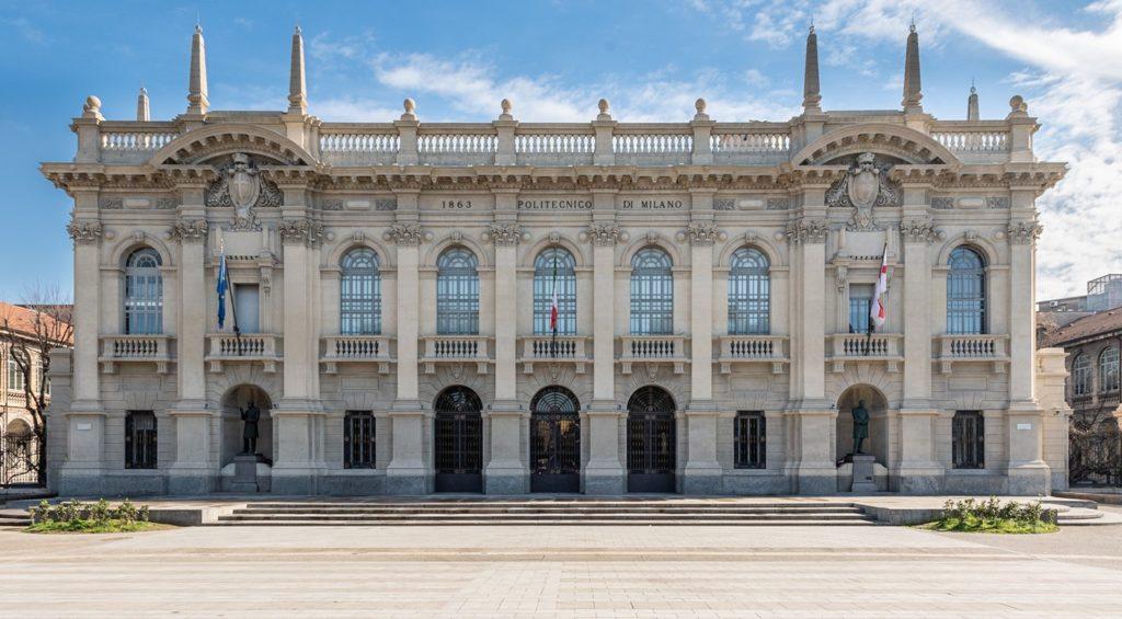 La sede del Politecnico di Milano.