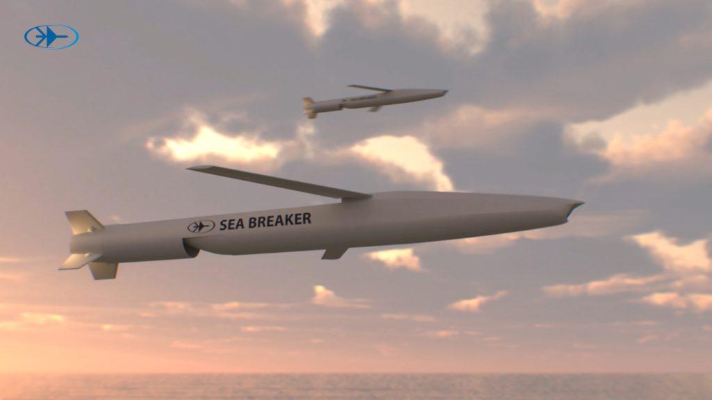 Il Sea Breaker di Rafael. (Fonte: Rafael)
