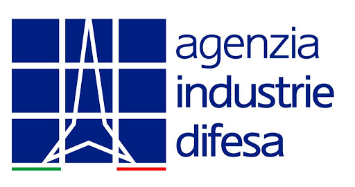 Il logo di AID.  Agenzia Industrie Difesa