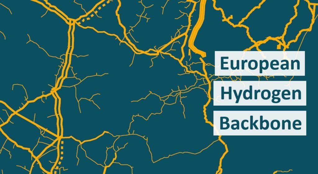 (Fonte: European Hydrogen Backbone Report)