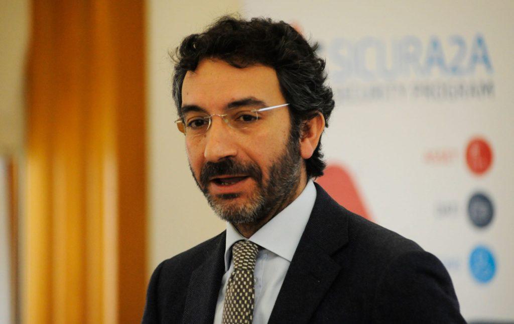 Alessandro Manfredini, Direttore Group Security & Cyber Defence del Gruppo A2A.