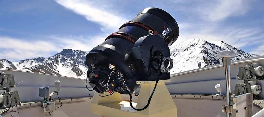 Telescopio Officina Stellare. (Fonte: Officina Stellare)
