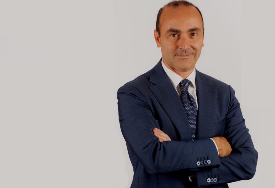 Tommaso Profeta, Managing Director della Divisione Cyber Security di Leonardo.
