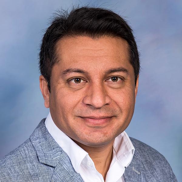 Il professor Aditya Mohite, coautore dello studio. (Fonte: Rise University)  solari