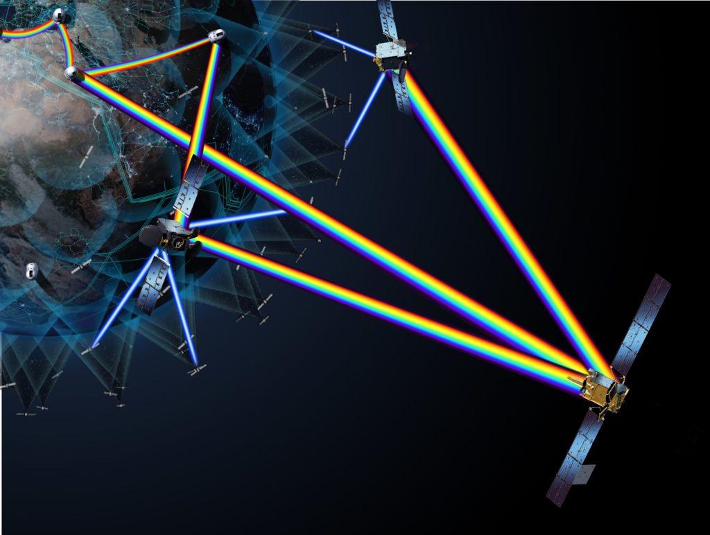 Nell'ambito del Progetto HydRON dell'ESA, Thales Alenia Space guida un gruppo di lavoro composto anche da Telespazio e dalla Scuola Superiore Sant'Anna. (Fonte: European Space Agency)   TAS  TAS  TAS